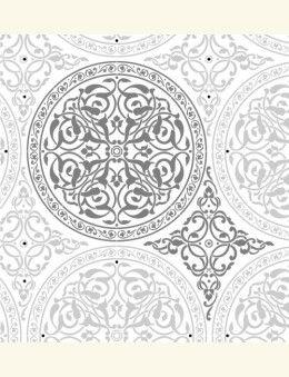 Gabriel's Gates Stencil