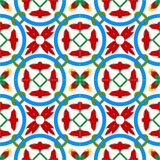 Mejores 45 im genes de azulejos en pinterest azulejos - Baldosas y azulejos ...