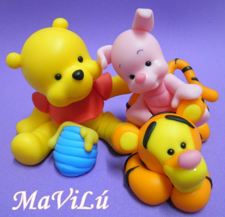 how to make cartoon characters with clay