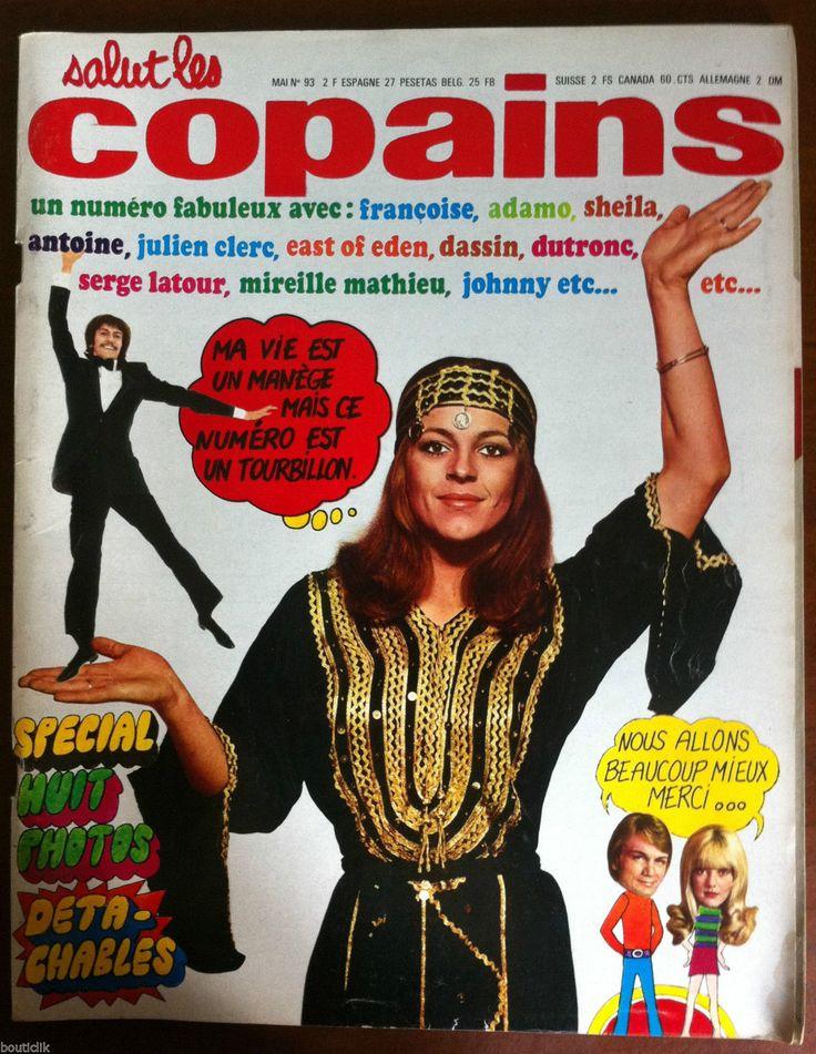 Salut les copains n°93 - mai 1970