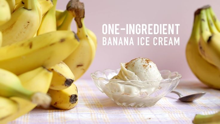 In this video, we share the simplest, easiest summer trick for making delicious ice cream with just one ingredient: a banana. To see the full post please vis...