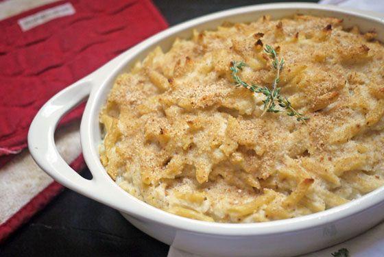 Creamy Cauliflower Macaroni and Cheese