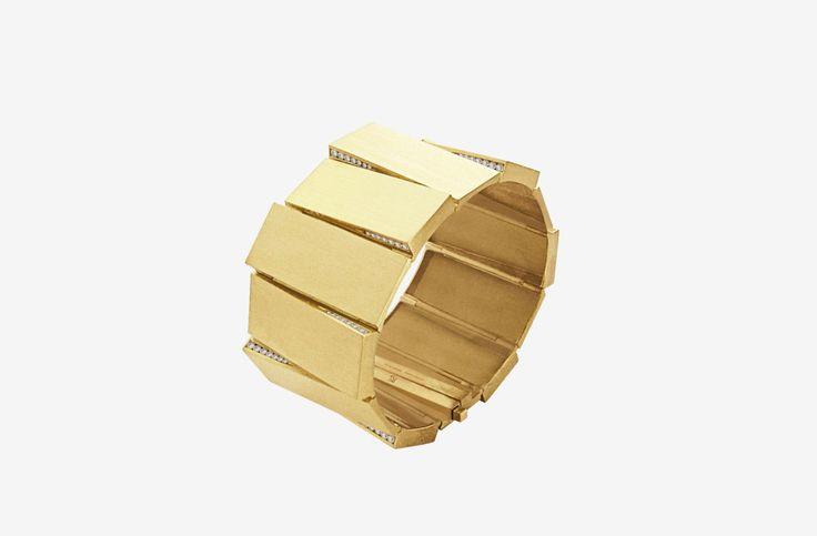 Armband <em>Intimo</em>. Gold 750, Diamanten.