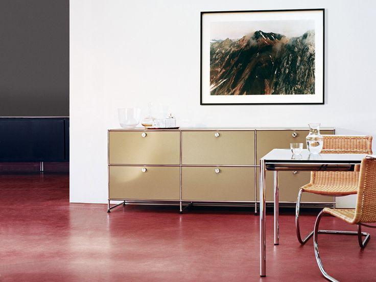 69 best images about usm at home on pinterest. Black Bedroom Furniture Sets. Home Design Ideas
