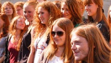 Ginger Gathering: Redhead Days Chicago, 6-7 June 2015