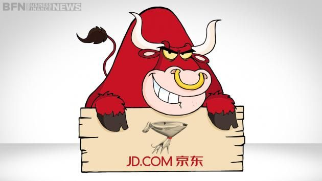 JD.com Inc. (NASDAQ:JD) stock jumped 8% on Wednesday, following an increase in Shanghai index, with expectations of improving conditions in China to be fruitful.