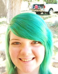 The SFX color Sonic Green worked wonderfully. I'm afraid that Fishbowl will be too blue, as well as other turquoise colors. It's my belief that if you want mint green hair, you need to use a green hair dye, not a blue one. Good luck!! Hopefully I'll have an updated picture soon of how it turned out