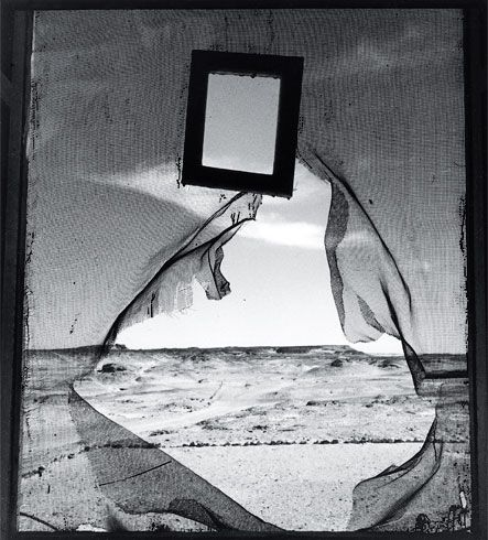 Portrait of Space, frame 4, final version, 1937. Lee Miller