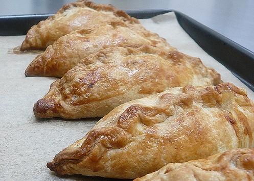 Michel Roux's cornish pasties - #recipe