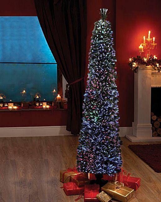 Super Slim Fibre Optic Tree   House of Bath