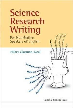 Science Research Writing for Non-Native Speakers of English, http://www.e-librarieonline.com/science-research-writing-for-non-native-speakers-of-english/