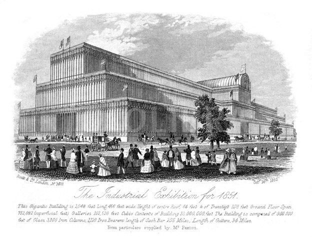 The Great Exhibition 1851.