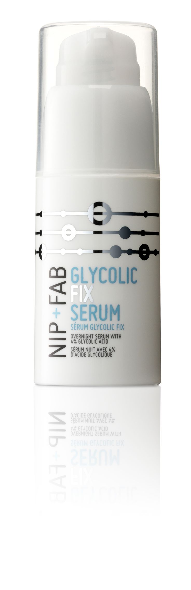 Καινοτόμο serum νύχτας με γλυκολικό οξύ 4% για ορατή μείωση των διεσταλμένων πόρων και βελτιωμένη, πιο ομοιόμορφη όψητης επιδερμίδας. Σύνθεση υψηλής αποτελεσματικότητας που περιέχει ισχυρό γλυκολι…