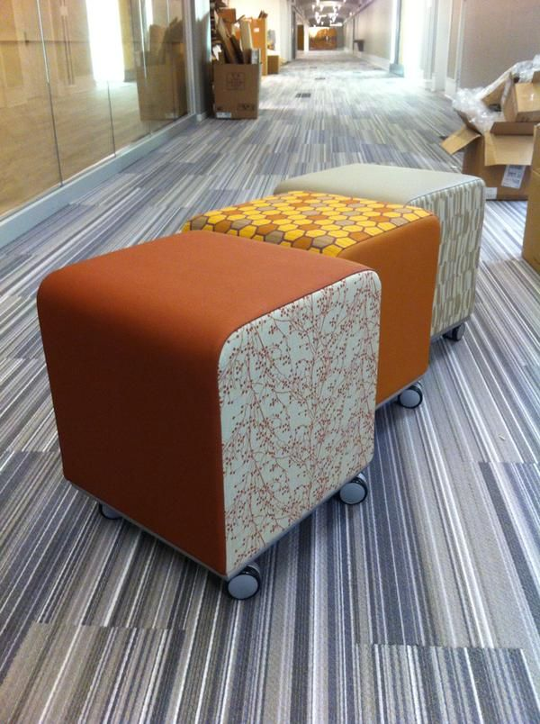 Thanks Allermuir Usa For Our Pause Stools. Finding Their Way To Our  Showroom For #