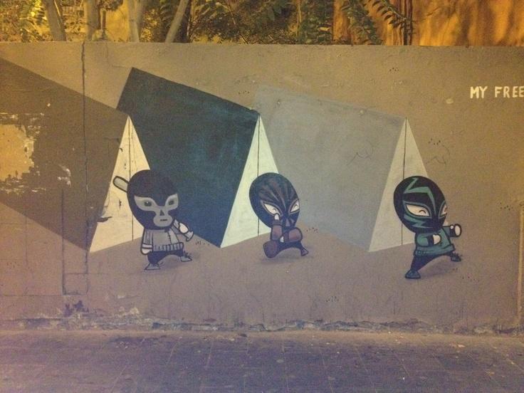 More valencian graffiti