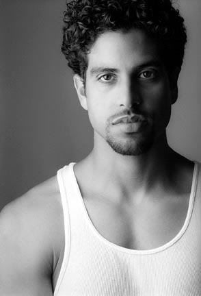 Adam Rodriguez. I like this look  omg I just want to pull his hair!!!!!!!!