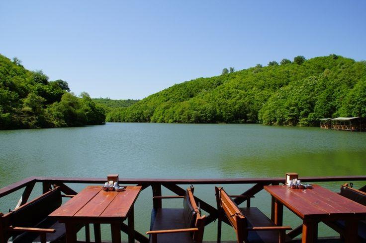 Saklıgöl / Lake (Şile, İstanbul)