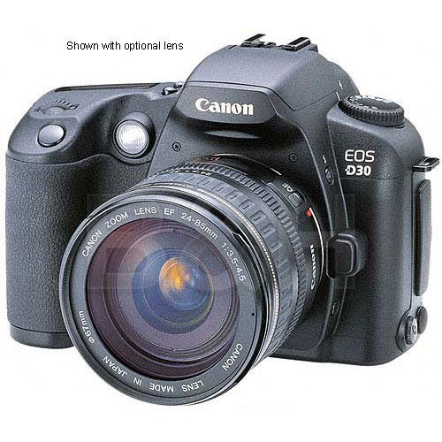 Canon EOS D30 Digital Camera Kit