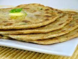 RECIPES OF ME:  Muli ka Paratha     Ingredients: 4 graded muli ...