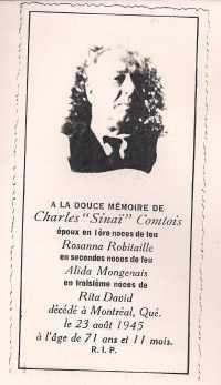 Charles Comtois