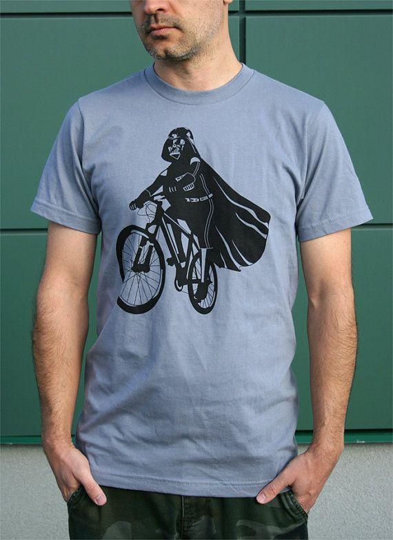 Darth Vader est-il Riding  Mens t-shirt Star par EngramClothing