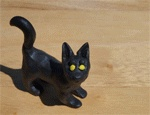 Another splendid claymation filmlet by painted-flamingo!  Cat and Lizard Claymation by =painted-flamingo on deviantART