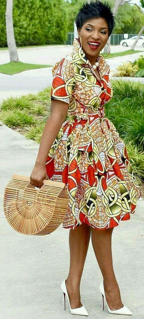 764f97f6f42 robe africaine chic. robe africaine chic Mode Africaine Femme