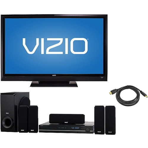 how to connect rca home theater system to tv
