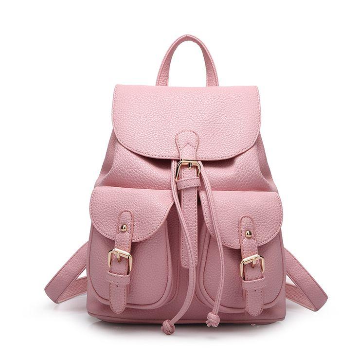 China The Newest Fashion Designer Hot Selling Leather Lady Backpack - China Lady Backpack, Women Backpack