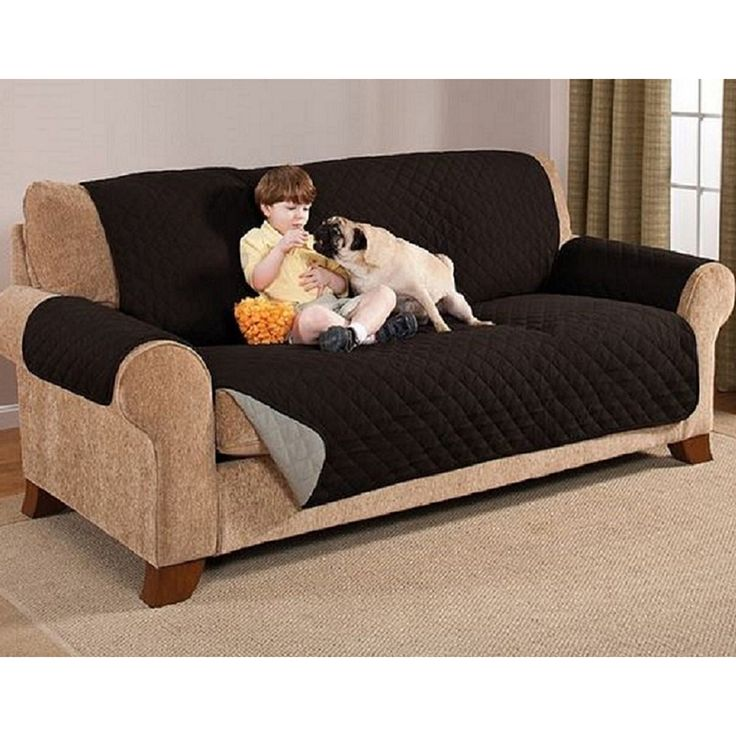 Arm Chair Three Seater Love Seat Sofa Cover Slipcover Pet Dog Couch  Protector Home Textile Decoration