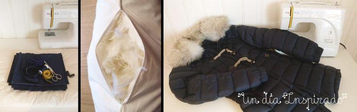 Abrigo de embarazo y porteo