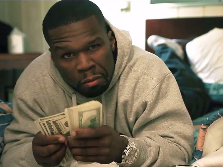 Le rappeur 50 Cent échappe à la faillite personnelle