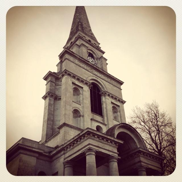 Christchurch, Spitalfields