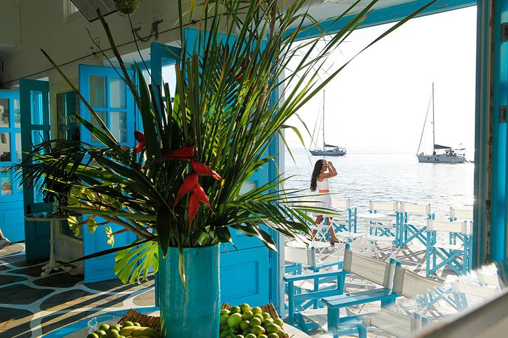 #Caprice #CapriceBar #CapriceofMykonos  #LittleVenice #Mykonos #Cyclades #Islands #Greece #bars #greeksummer #fun #party #sea #sun #sunset #nightlife  #decoration #turquoise #fresh #flowers #view