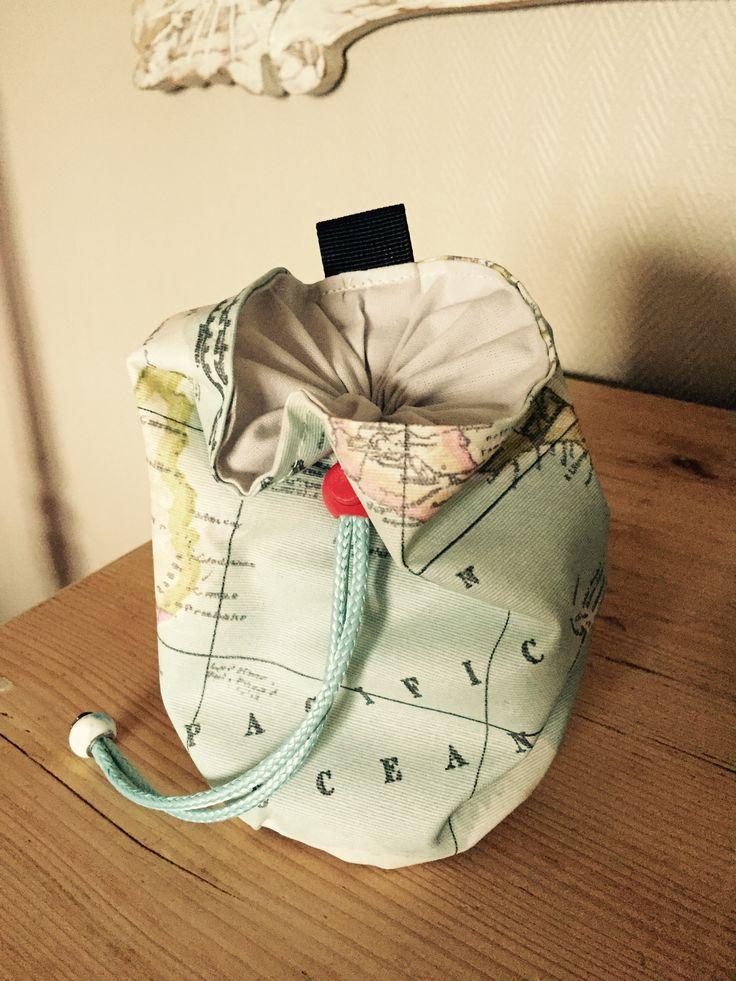DIY-sac à magnésie