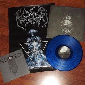 "Krater (2) - Nocebo: buy 12"", Album, Ltd, Num, Blu at Discogs"