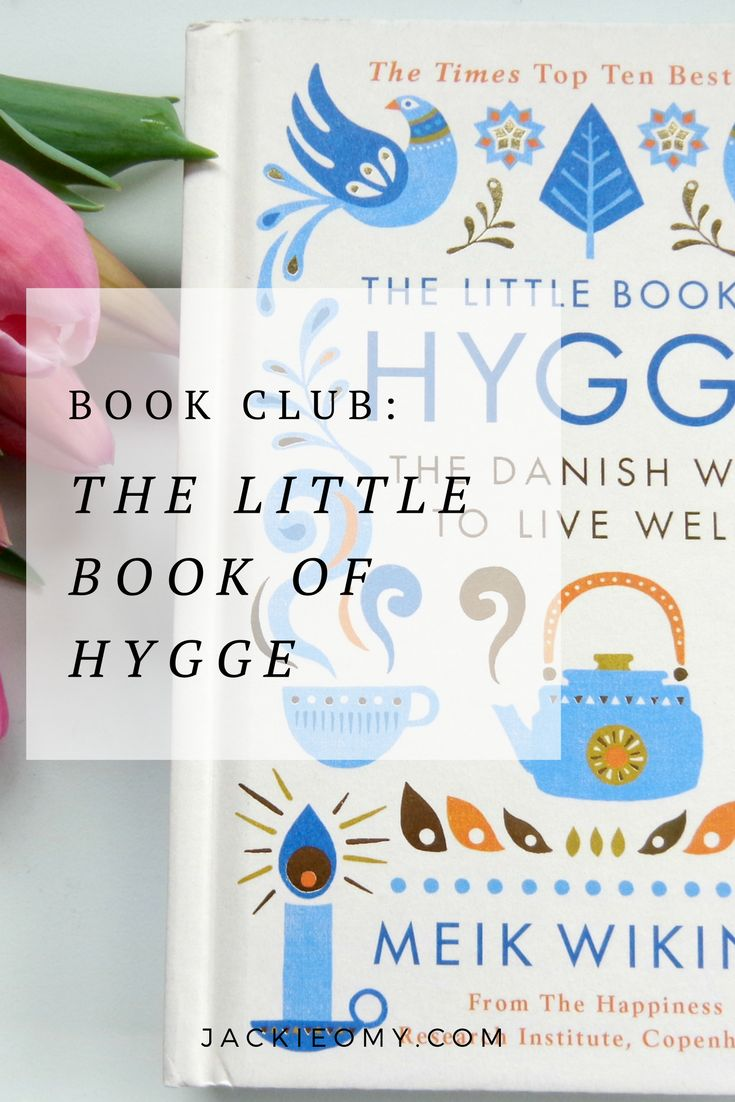 Book Club: The Little Book Of Hygge