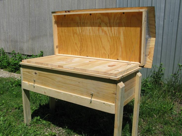 Ventilated Top | Long Langstroth Hive | Free Plans