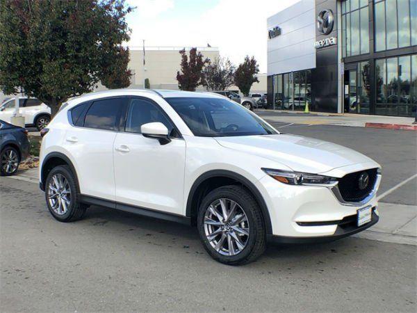 2019 Mazda Cx 5 White In 2020 Mazda Cx5 Mazda 6 Sedan Mazda 3 Hatchback