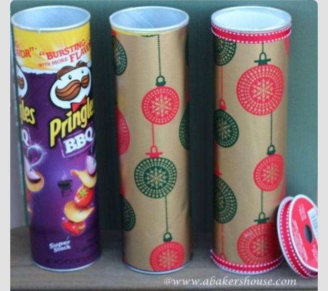 DIY Christmas Packaging For Cookies