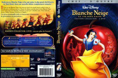 """DVD Walt Disney """"Blanche Neige Et Les Sept Nains"""" - Edition Collector 2 DVD (15) - Blog de LaCrapoulette"""