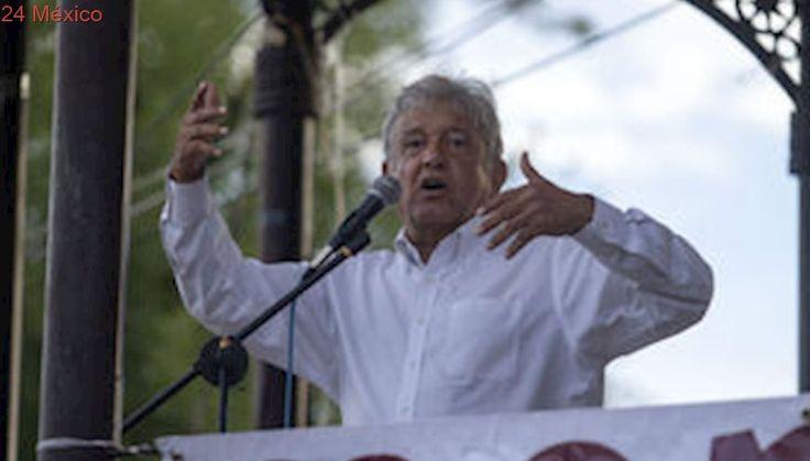 AMLO pedirá a Peña reunión antes de 'su toma de posesión'