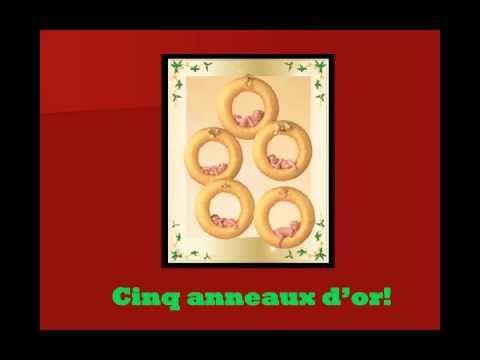 Les douze jours de Noel, Carmen Campagne