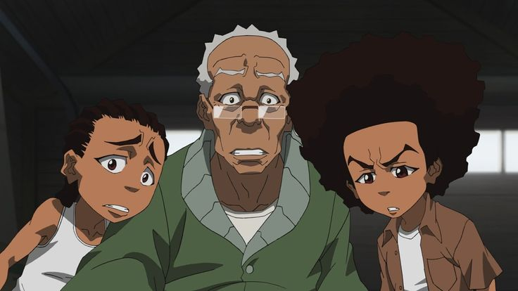 Cartoon The Boondocks Full Episodes New Season In English 2014 Part 3