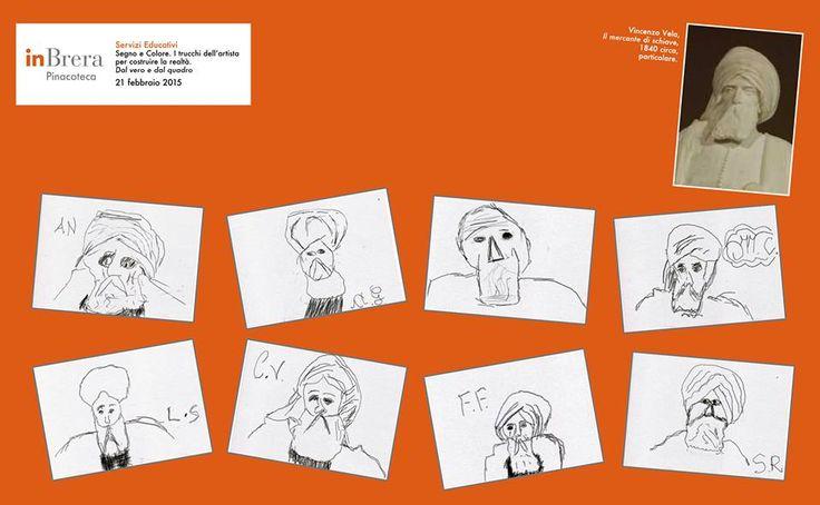 I disegni dei nostri piccoli artisti mascherati