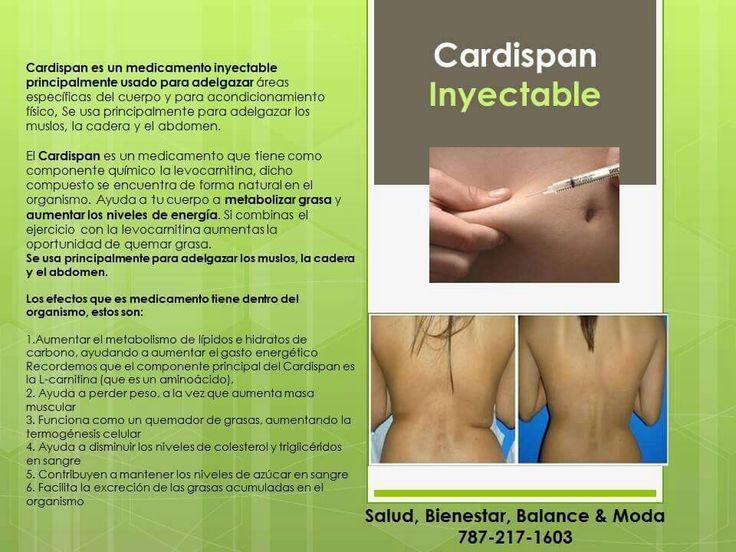 CARDISPAN INYECTABLE