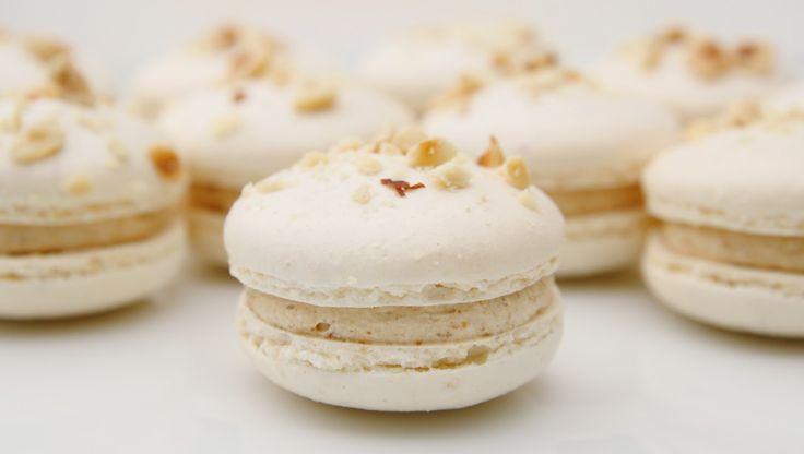 La Cuisine de Bernard: Les Macarons (base sans garniture)