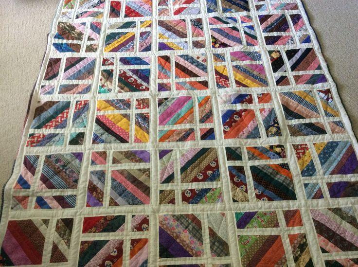 25 Best Ideas About String Quilts On Pinterest Scrap