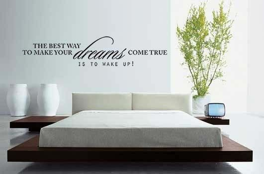 Interieursticker the best way to make your dreams come true