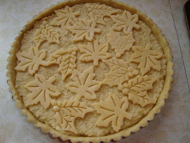 Norwegian Cardamom-Almond Tart - recipe in full! Would be great for Christmas!